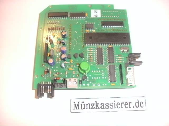 Münzkassierer.de Steuerplatine Platine Beckmann EMS 100 Münzkassierer