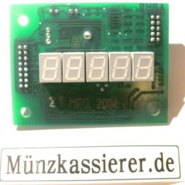 Nescafé Business Star Kaffeemaschine Münzkassierer - Münzeinwurf Blende Frontplatte Münzkassierer.de