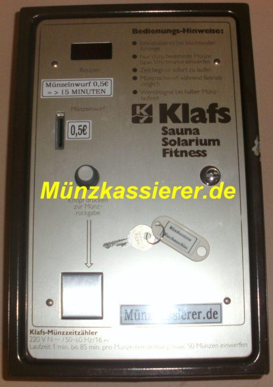 Münzkassierer.de-Münzautomat-Münzer-Münzgerät-Waschmaschine-Wäschetrockner-Klafs