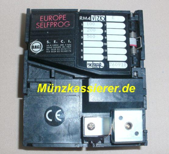 Münzkassierer.de Münzautomaten.com SI Steuerung SI Elektronik Münzprüfer Münzeinwurf Münz-Prüfer