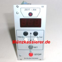 Münzkassierer.de Münzautomaten.com SI Steuerung SI Elektronik Steuereinschub Platine Hauptplatine Netzplatine