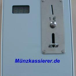 Münzkassierer.de Münzautomaten.com Beckmann EMS 65 EMS65 Münzautomat Kaufen