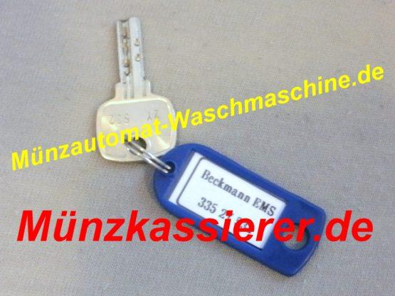 Münzautomat Waschmaschine Beckmann EMS 335 EMS335 Münzautomaten.com günstig gebraucht kaufen