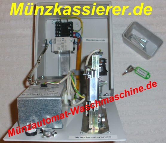 Münzkassierer Waschmaschine NZR 0215 wash n dry m. Türentriegelung Günstig bei münzautomat-waschmaschine.de Kaufen