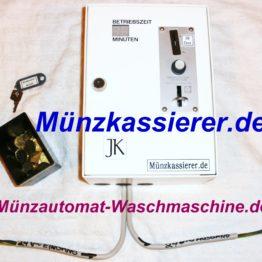 Münzkassierer.de Münzautomat DUSCHE 24V~ Kleinspannung Einwurf 20Cent