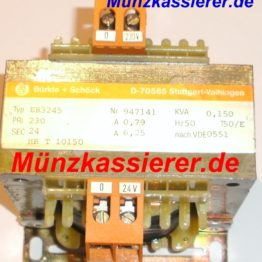 Transformator Netzteil Trafo 230VAC 24VAC 150VA 150Watt Kleinspannung ~ 24Volt AC