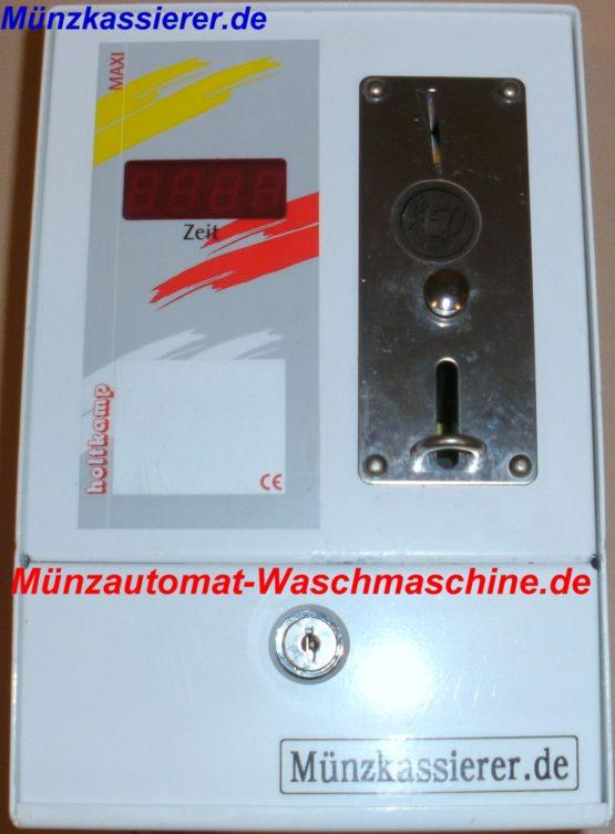 Münzautomaten.com Münzautomat Waschmaschine 50Cent Einwurf 240V - 400V