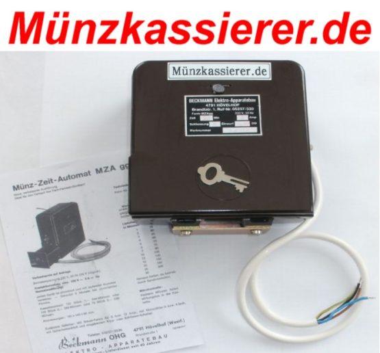 Münzkassierer.de Münzkassierer Münzautomat f. TV Fernseher 1