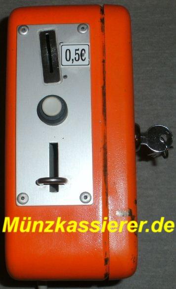 Münzkassierer.de Münzkassierer Münzautomat f. Waschmaschine 6