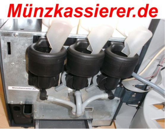Münzkassierer.de TOP Kaffeemaschine m. Münzautomat Münzkassierer 1