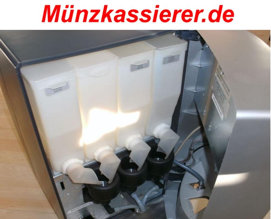 Münzkassierer.de TOP Kaffeemaschine m. Münzautomat Münzkassierer 7