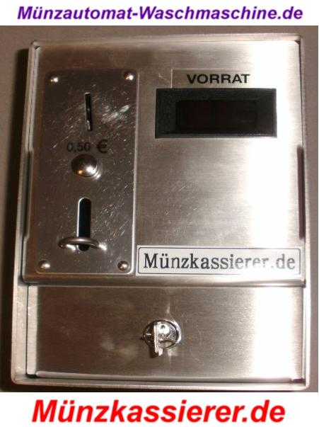 Münzkassierer für Waschmaschine Wäschetrockner Münzkassierer.de NEU (4)