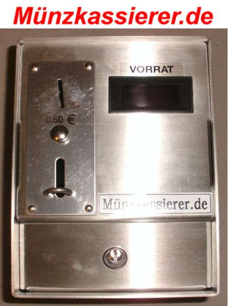 Münzkassierer für Waschmaschine Wäschetrockner Münzkassierer.de NEU (5)