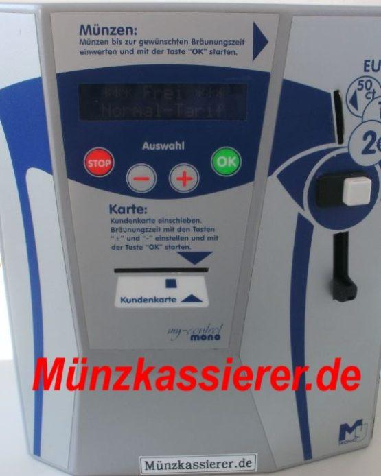 Münzkassierer.de MÜNZKASSIERER MÜNZAUTOMAT SOLARIUM PFERDESOLARIUM (10)