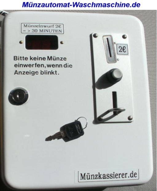 Münzautomat für Wäschetrockner 2Euro (5)