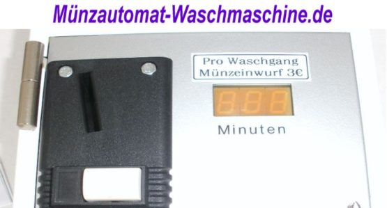 Münzautomat gebraucht Münzautomat-Waschmaschine.de MKS (3)