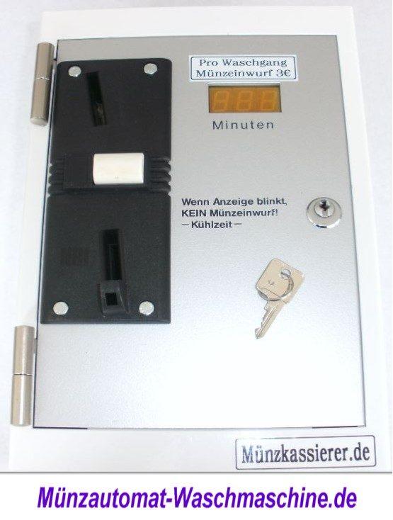 Münzautomat gebraucht Münzautomat-Waschmaschine.de MKS (6)