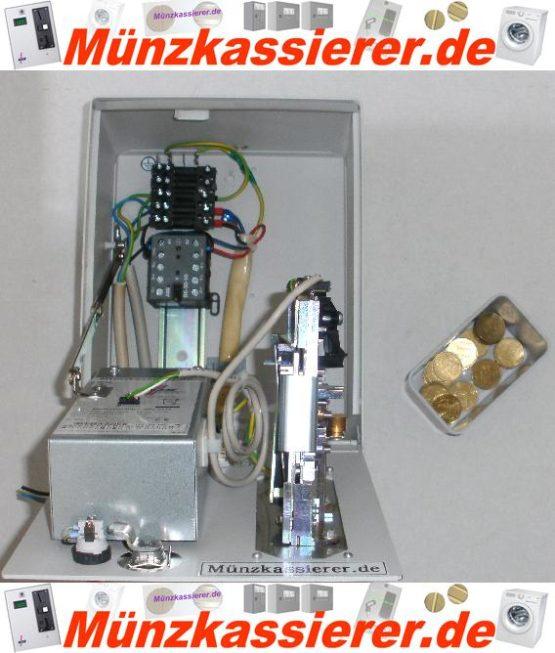 Münzkassierer Waschmaschine Kassiergerät Türentriegelung-Münzkassierer.de-1