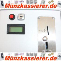 Münzkassierer Waschmaschine Kassiergerät Türentriegelung-Münzkassierer.de-7