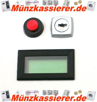 Münzkassierer Waschmaschine Kassiergerät Türentriegelung-Münzkassierer.de-9
