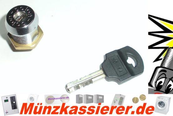 5 x Schloss Holtkamp DUO 8600XL 8600 XL gleichschliessend-Münzkassierer.de-4