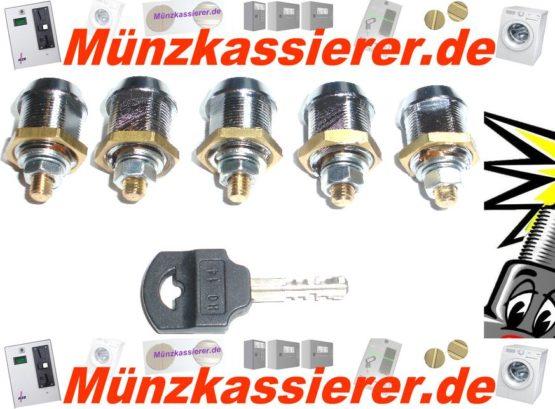 5 x Schloss Holtkamp DUO 8600XL 8600 XL gleichschliessend-Münzkassierer.de-5