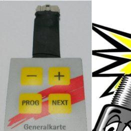 Generalkarte / Abrufkarte / Masterkarte
