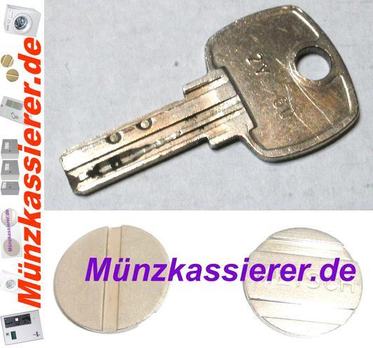 Münzer Münzautomat Münzschalter Beckmann EMS 135 EMS135 -www.münzkassierer.de-3