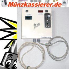 Münzkassierer Kassierautomat mit Stromzähler 230Volt-Münzkassierer.de-5