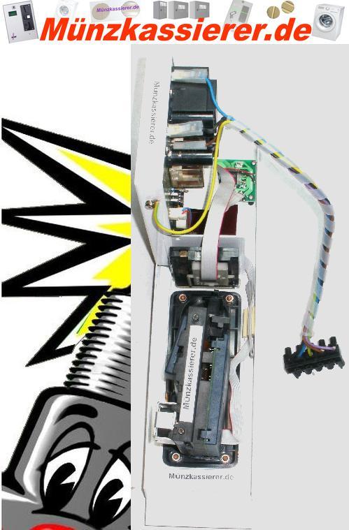 Münzkassierer Modul Waschmaschine mit Türentriegelung-Münzkassierer.de-6