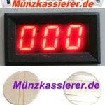 ZMZ 0211 Muenzautomat NZR0211 Münzzeitzähler 1€ Einwurf-www.münzkassierer.de-0