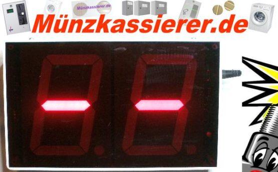 Funkanzeige für IHGE MP4100 mit Funkmodul-Münzkassierer.de-1