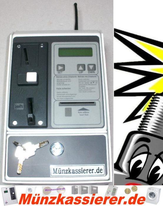 Funkanzeige für IHGE MP4100 mit Funkmodul-Münzkassierer.de-6