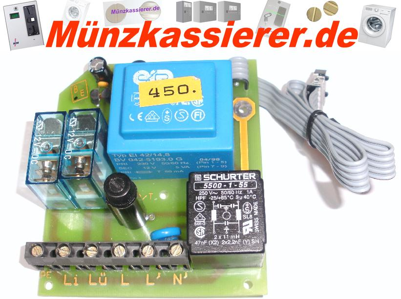 Netzplatine Platine Münzautomat Beckmann Ems 100-Münzkassierer.de-4