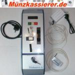 Tür Münzer Münzautomat Türöffner WC Toilette Waschraum-Münzkassierer.de-0