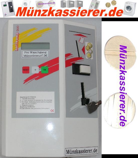 Waschmaschinen Münzautomat m. Türöffner-Münzkassierer.de-5