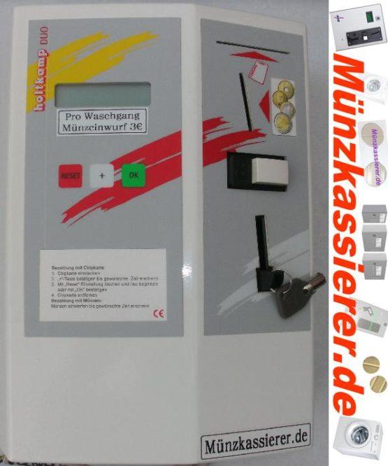 Waschmaschinen Münzautomat m. Türöffner-Münzkassierer.de-6