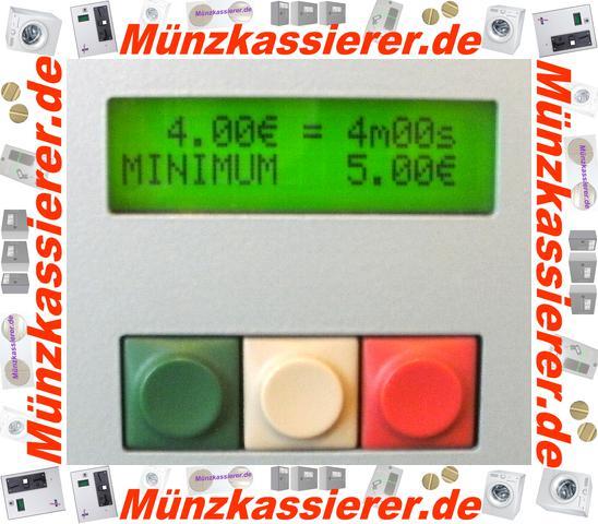 Münzautomat Waschmaschine Beckmann EMS 335 EMS335 (4)