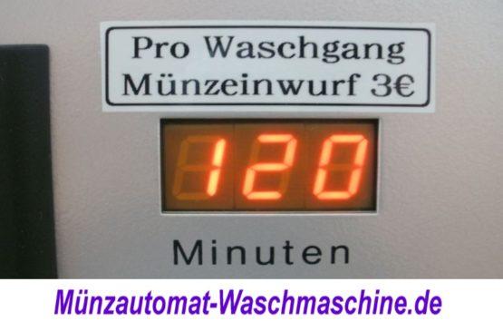 MAG EZ500 M-A-G EZ-500 Münzautomat gebraucht (3)